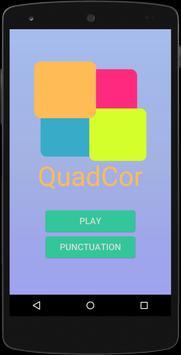 QuadCor poster