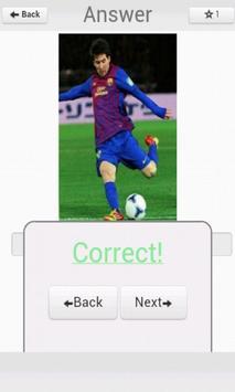 Footballer Quiz apk screenshot