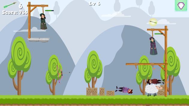 Archer Boy - Save Humans screenshot 2