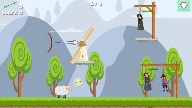 Archer Boy - Save Humans apk screenshot