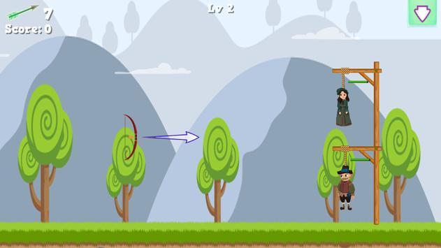 Archer Boy - Save Humans screenshot 4