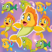 Fish Match 3 Game icon