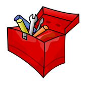 Floating Toolbox (Shortcuts) icon