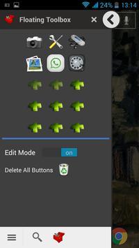 Floating Toolbox (Shortcuts) screenshot 2