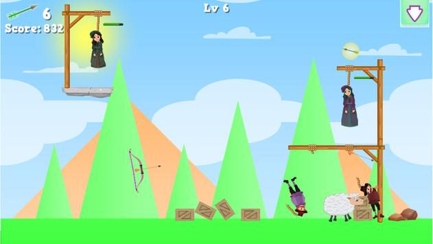 The Archer Hero apk screenshot