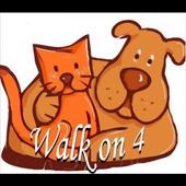 Walk On 4 icon