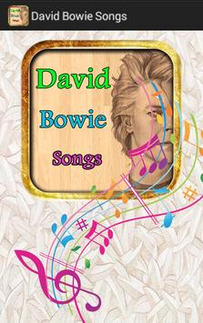 david bowie mp3 poster
