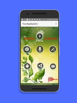 Radios del Perú FM en vivo todas las emisoras grat apk screenshot