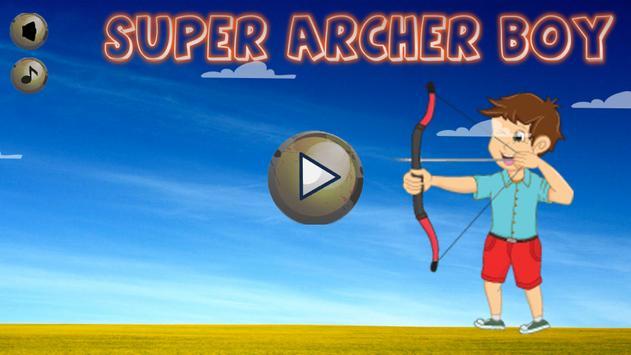 Super Archer Boy poster