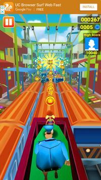 Subway Surf Hours Run apk screenshot