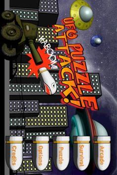 UFO Puzzle Attack! poster
