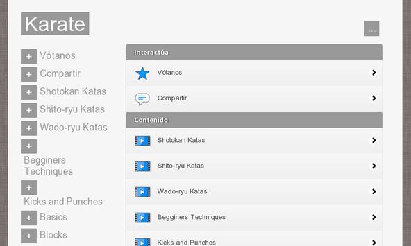Learn Karate screenshot 5