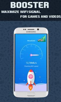 My fast Wifi booster apk screenshot