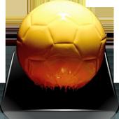 Bright Football Live Wallpaper icon