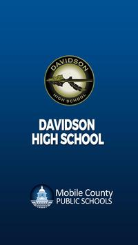 Davidson High School poster