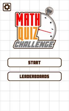 Math Quiz Challenge screenshot 4