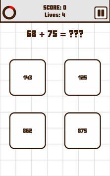 Math Quiz Challenge screenshot 6