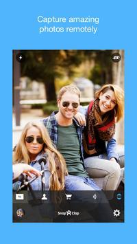 Snap Clap Camera apk screenshot