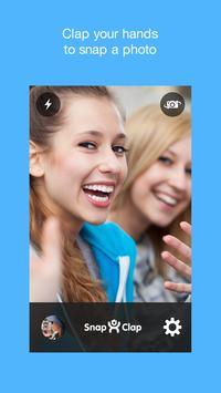 Snap Clap Camera poster