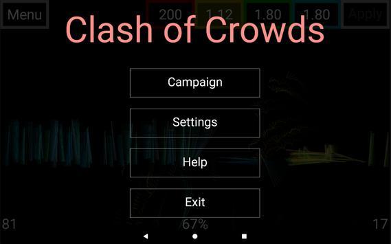 Clash of Crowds apk screenshot