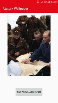 Atatürk Duvar Kağıtları poster