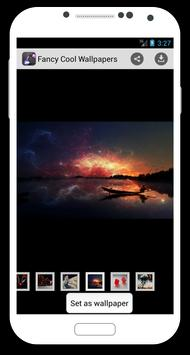 Fancy Cool Wallpapers apk screenshot