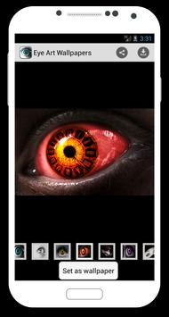 Eye art wallpapers apk screenshot