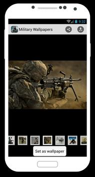 Military Wallpapers poster