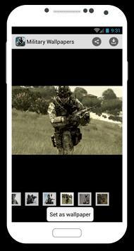 Military Wallpapers screenshot 2