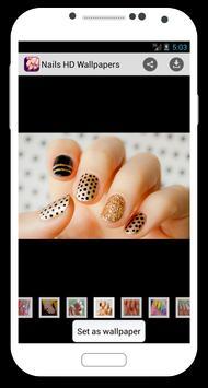 Nails HD Wallpapers apk screenshot