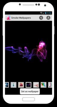 Smoke Wallpapers apk screenshot