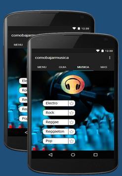 bajar musica mp3 gratis y rapido screenshot 2