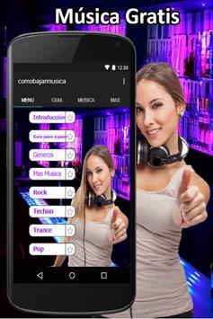 bajar musica mp3 gratis y rapido screenshot 4