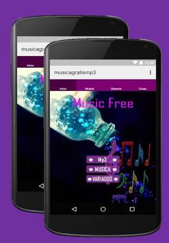 Bajar musica gratis a mi celular guia poster