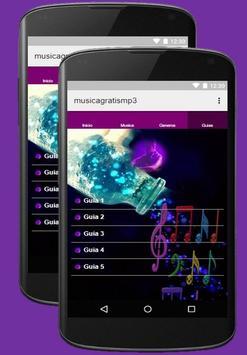 Bajar musica gratis a mi celular guia screenshot 3