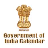 Govt. of India Calendar 2018 icon