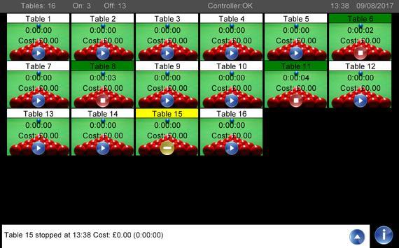 Snooker Light Manager screenshot 11
