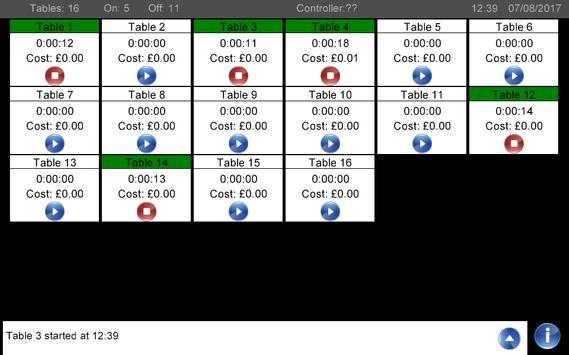 Snooker Light Manager screenshot 7