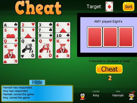 Cheat screenshot 1
