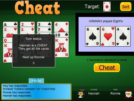Cheat screenshot 7