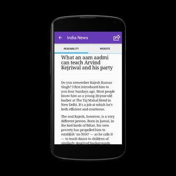 India News - Regional News apk screenshot