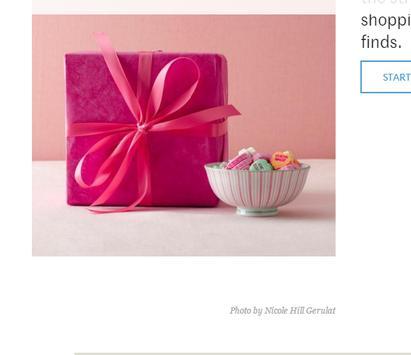 Valentine Day Gifts screenshot 1