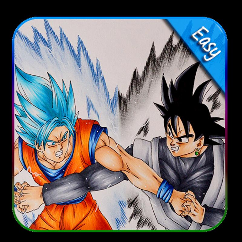 How To Draw Dragon Ball Super For Android Apk Download