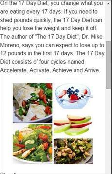 17 Day Diet To Go Tracker screenshot 4