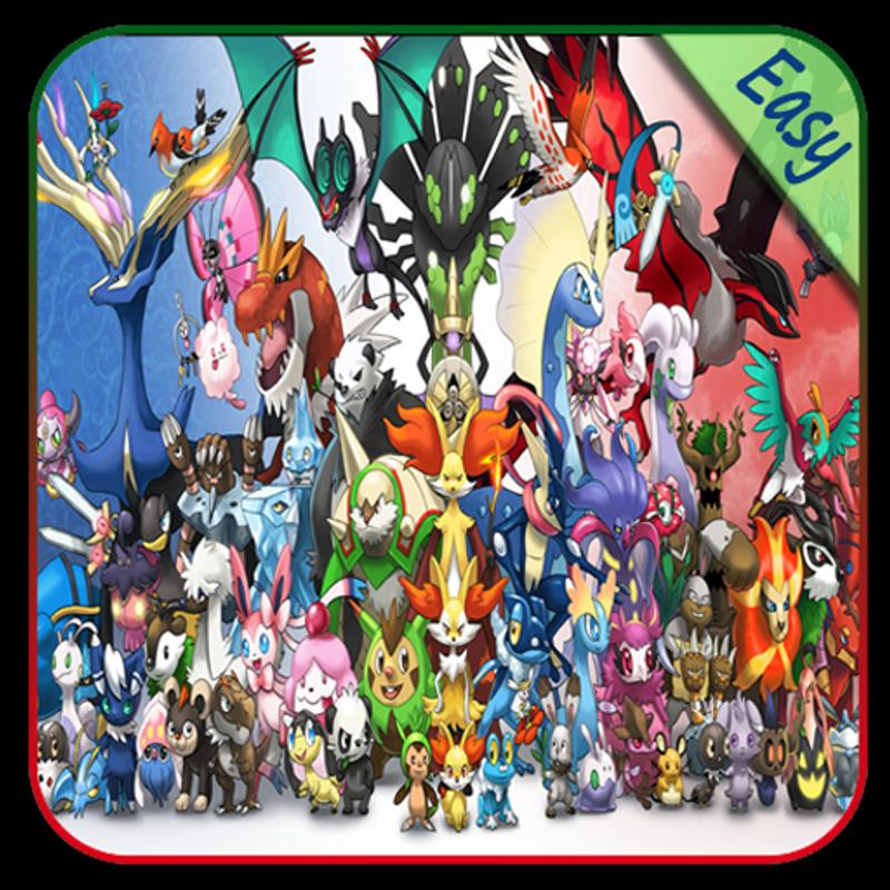 Cómo Dibujar Pokémon Legendario Fácil For Android Apk Download