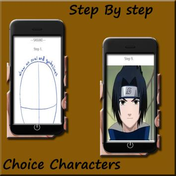 How to draw Naruto Easy screenshot 2