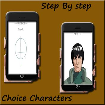 How to draw Naruto Easy screenshot 5