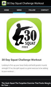 Barbell Squat Workout Exercise apk screenshot