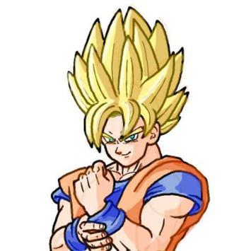 How to Draw Goku Super Saiyan screenshot 3