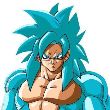 How to Draw Goku Super Saiyan screenshot 2
